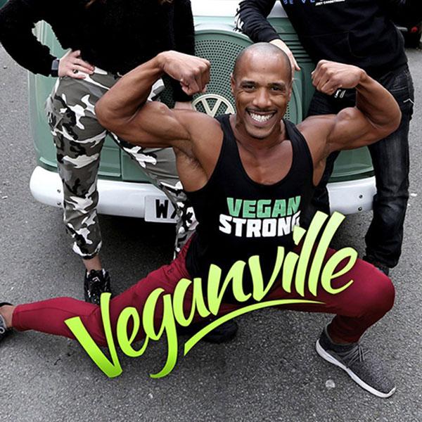 Veganville title